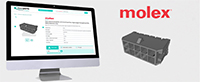 Molex répond aux besoins des ingénieurs 4.0 en publiant sa nouvelle gamme de produits Micro-Fit sur traceparts.com