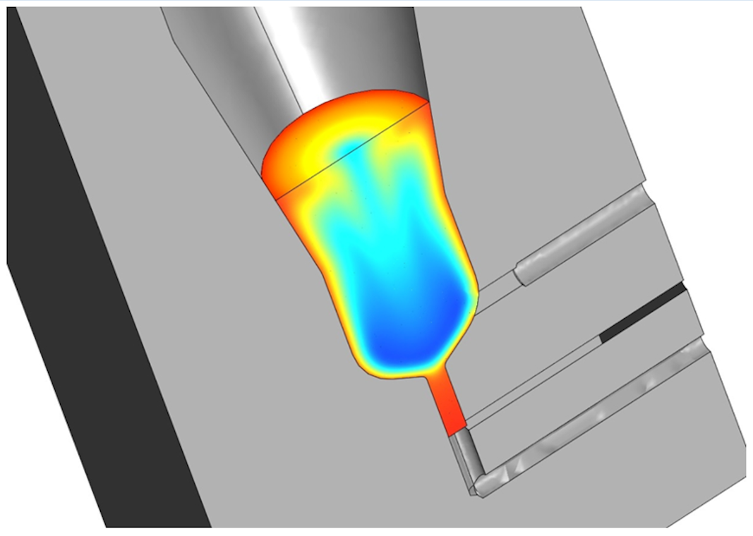 La simulation multiphysique, une aide pour la recherche et le développement de nouveaux dispositifs hématologiques chez HORIBA Medical
