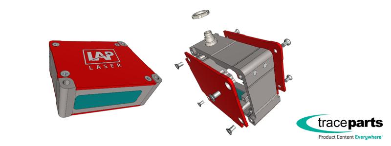 Le viewer CAO 3D multifonctions de TraceParts évolue pour répondre aux besoins des concepteurs