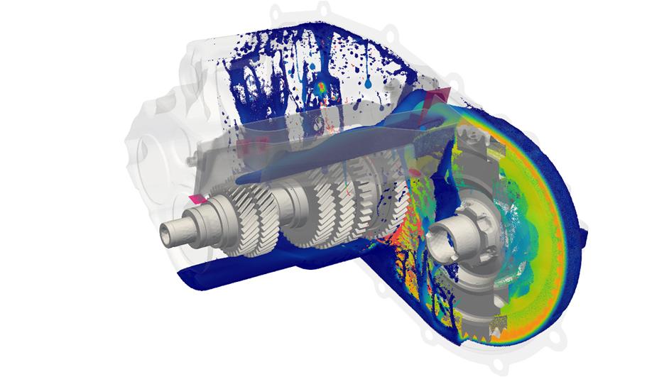 Nextflow Software présente la solution SPH la plus complète du marché pour l'exploration jusqu'à l'analyse en détail des écoulements de fluides complexes dans les designs industriels