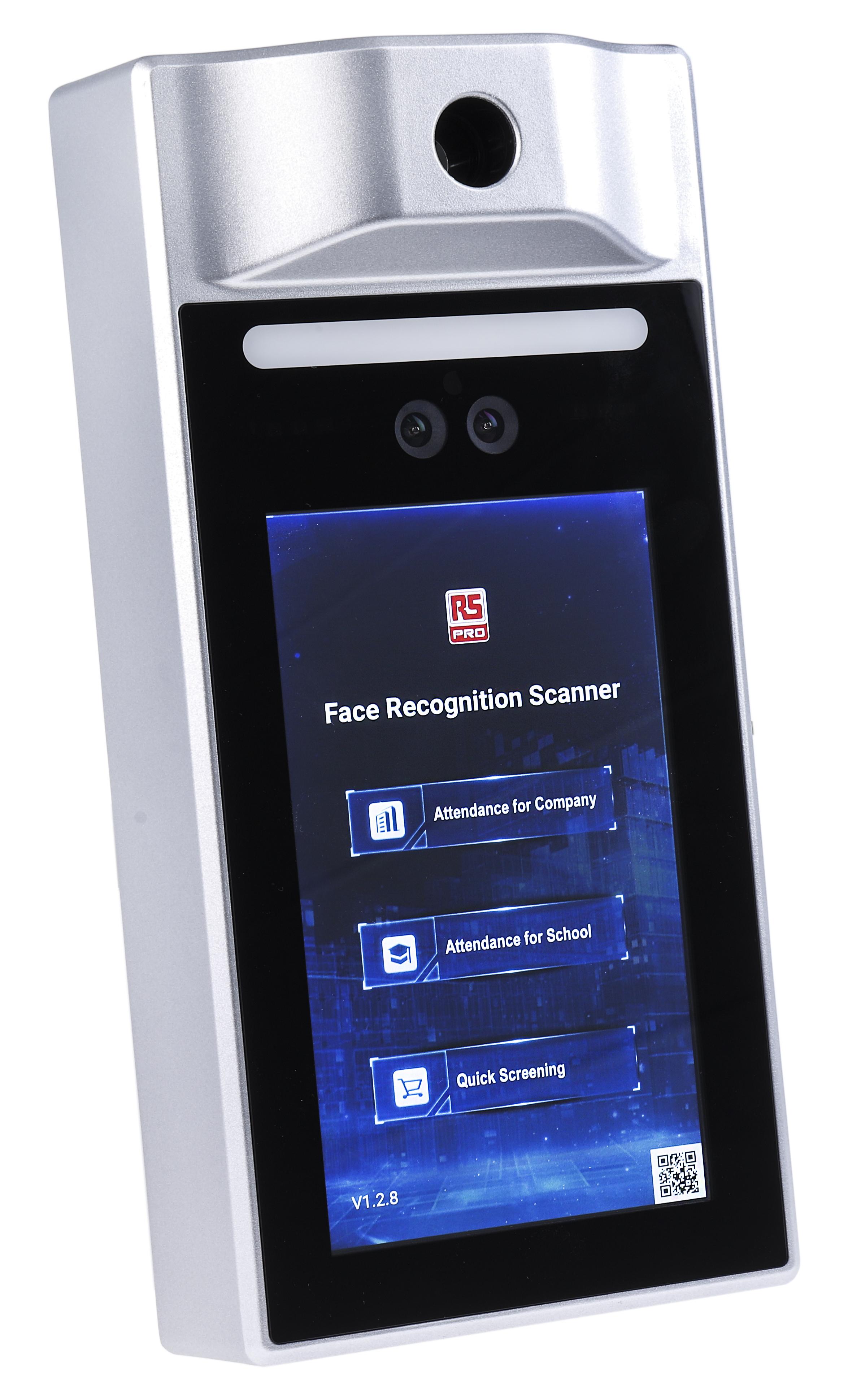 RS Components propose un système de contrôle d'accès intelligent par imagerie thermique de sa gamme RS PRO