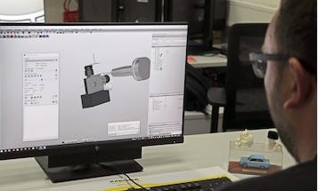 Avec hyperMILL®, Kärcher améliore l'efficacité du prototypage