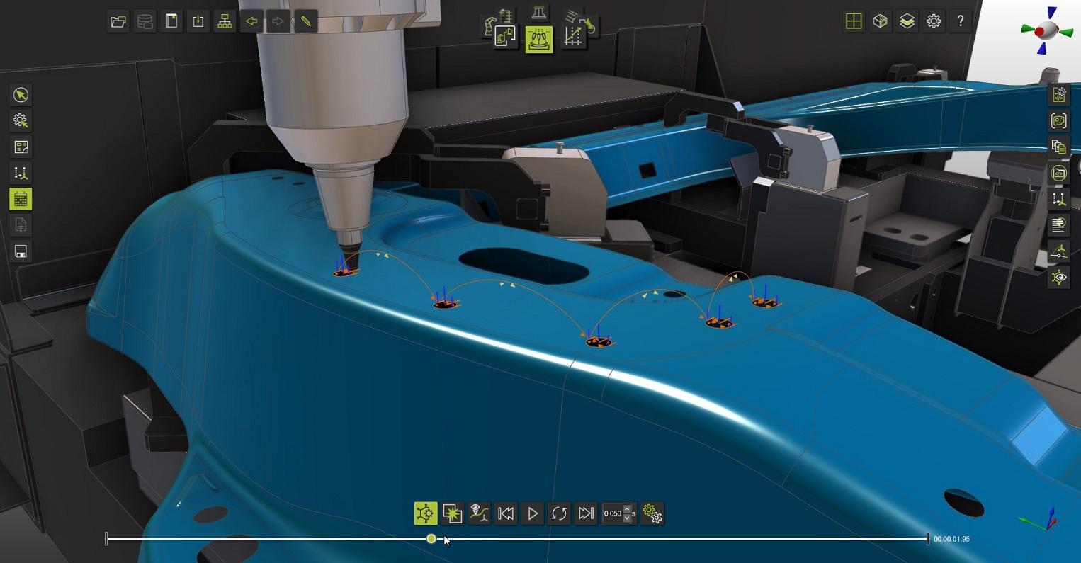 CENIT lance la nouvelle version de la plate-forme de simulation 3D FASTSUITE E2