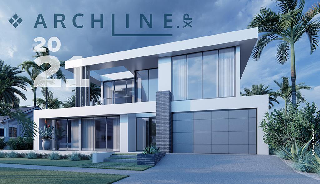 ZW FRANCE annonce la sortie d'ARCHLine 2021 !