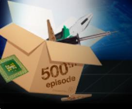 element14 Presents célèbre son 500e épisode avec le concours « C'est dans la boîte »