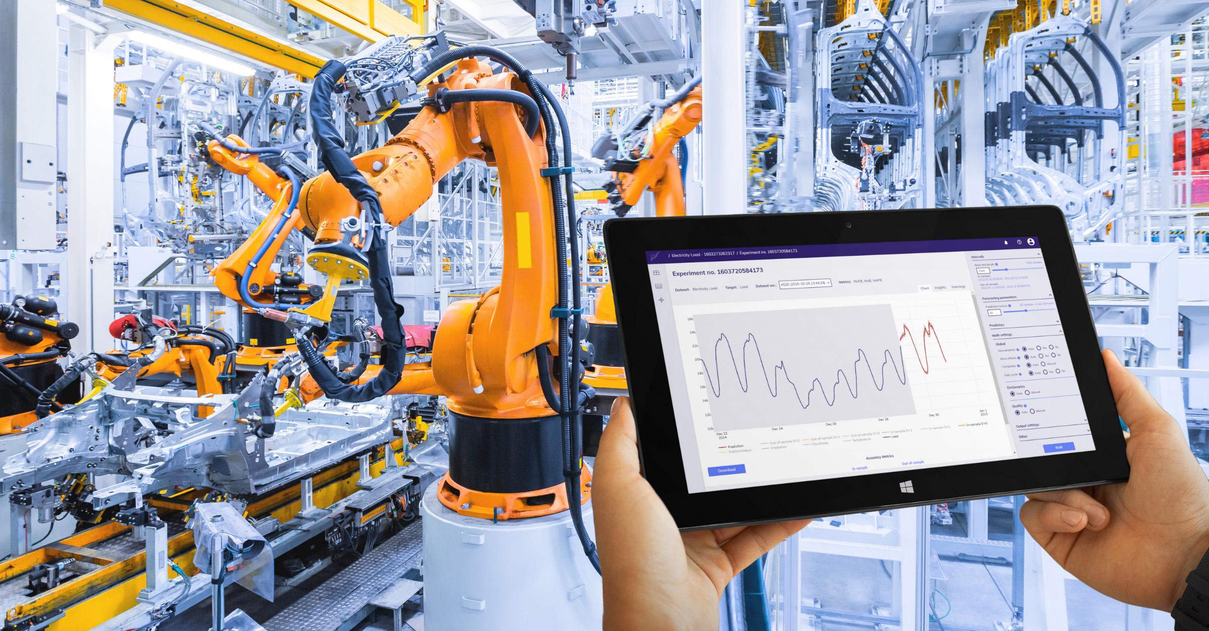 Siemens choisit Tangent Works pour démocratiser l'analyse des données IoT pour MindSphere