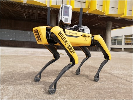 Leica Geosystems & Intuitive Robots