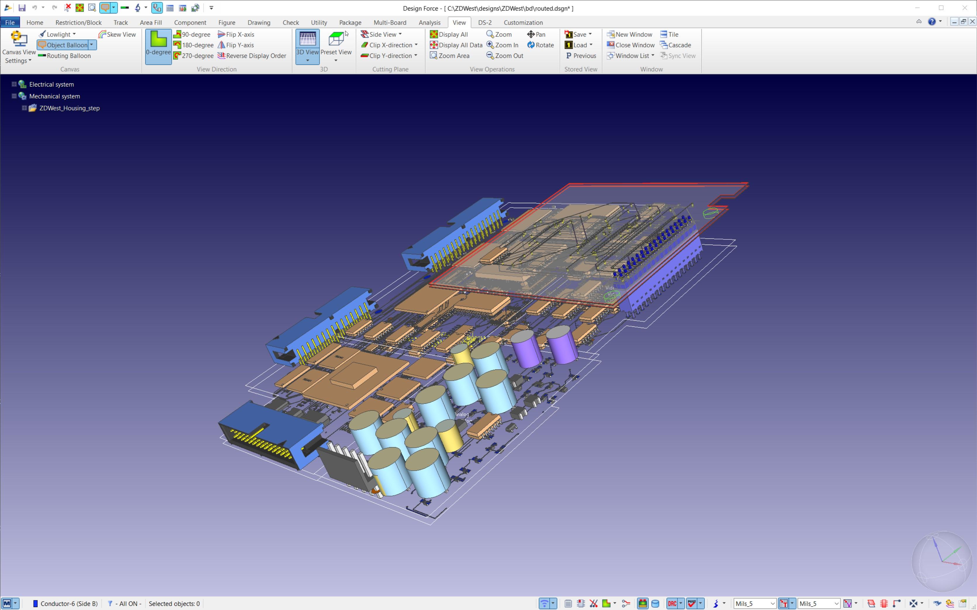 Zuken présente CR-8000 2021: analyse précoce de conception et la fonctionnalité de réutilisation de conception