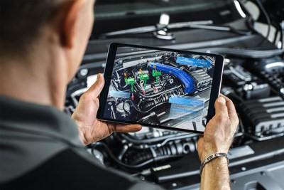 PTC fournit « la meilleure plateforme de RA pour les travailleurs connectés disponible aujourd'hui sur le marché », selon teknowlogy Group