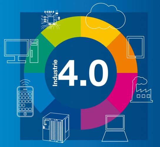 Industrie 4.0 : Enjeux et perspectives pour l'usine du futur et l'usinage intelligent