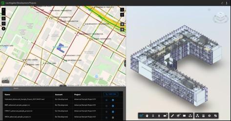 Autodesk présente ses innovations Cloud pour des bâtiments  et des infrastructures durables et résilients