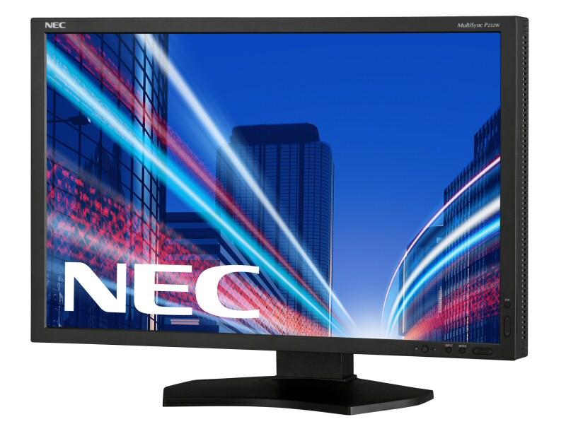 Nec display solutions lance l 39 cran nec multisync p232w for Ecran photo nec