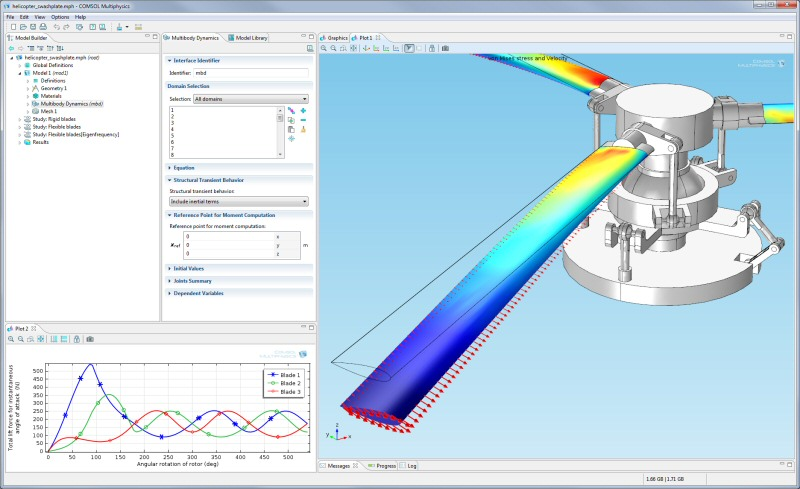 How To Build D Model For Comsol