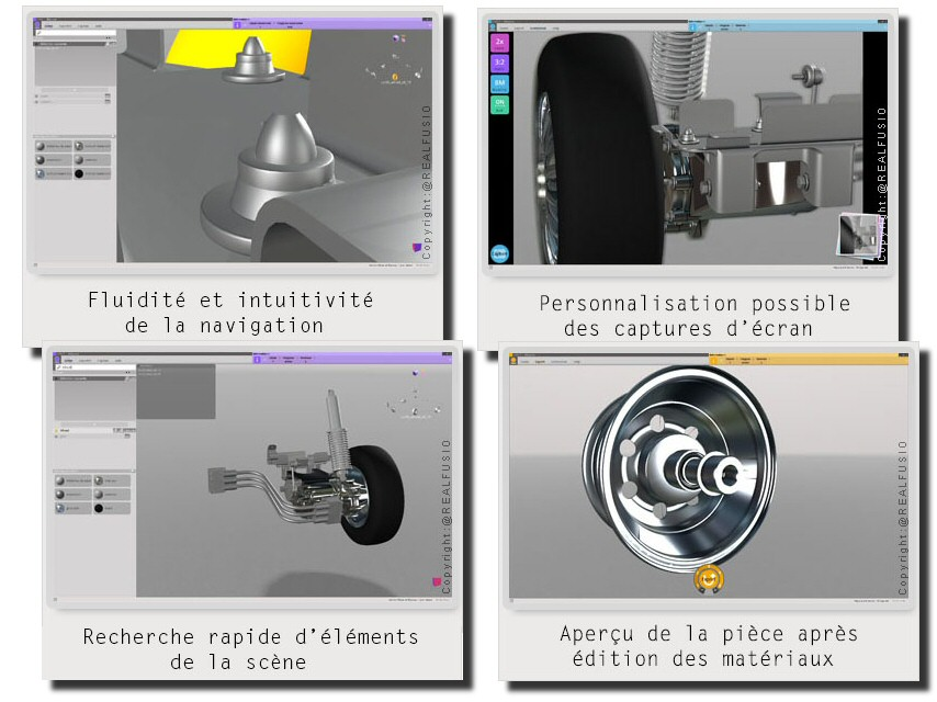REAL FUSIO lance 3D Juump : un viewer 3D multifonctions accessible