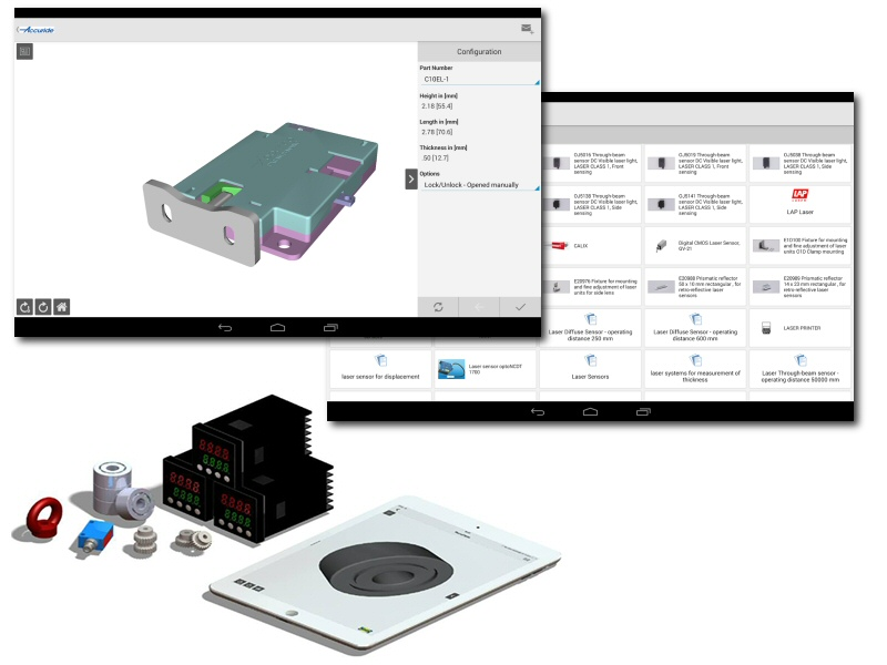 actualit s cao traceparts lance une nouvelle application 3d mobile gratuite. Black Bedroom Furniture Sets. Home Design Ideas