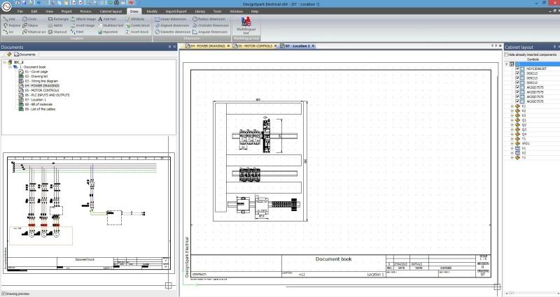 Rs Components Lance Designspark Electrical Son Nouveau