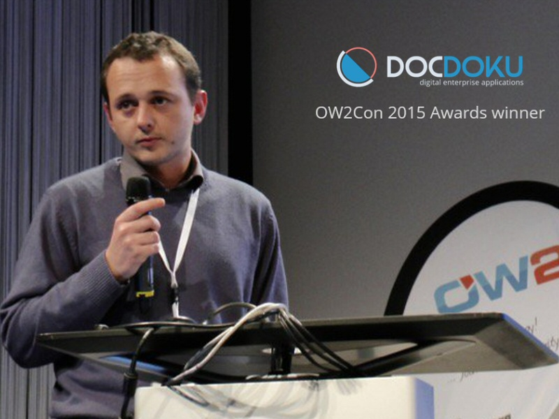 Actualit s cao docdokuplm remporte le community award Cao open source